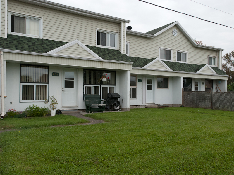 Québec Maison urbaine pour le loyer, cliquer pour plus de détails...