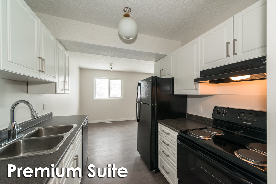 Edmonton Downtown 3 bedroom Townhouse For Rent