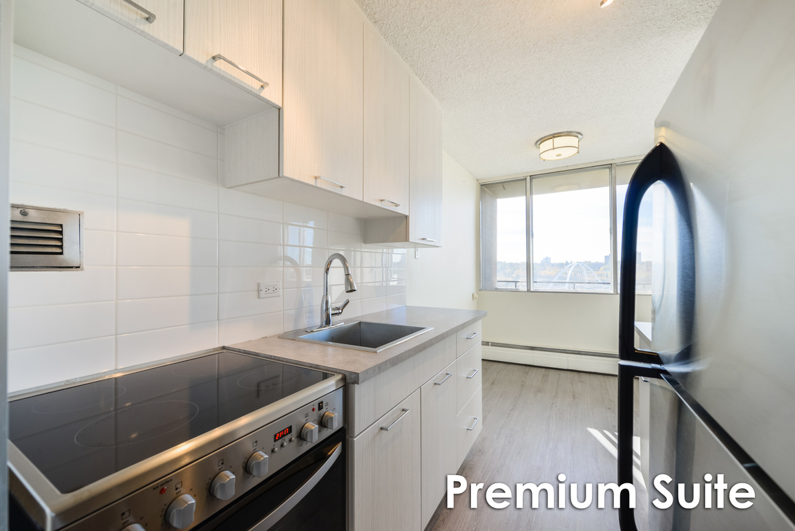 Edmonton Downtown 1 bedroom Apartment