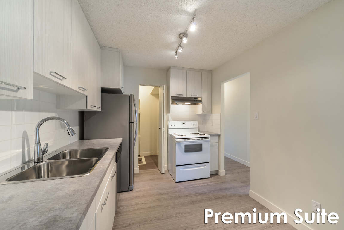 Edmonton Downtown 2 bedroom Townhouse For Rent