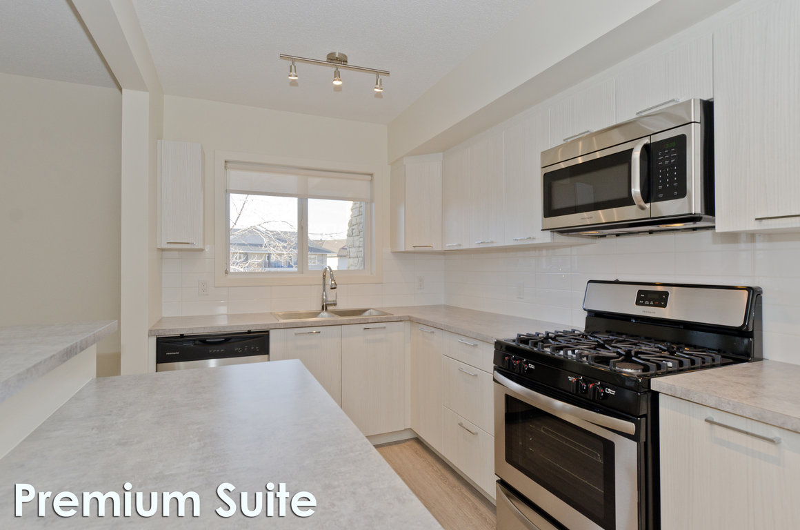 Calgary South West 1 bedroom Apartment