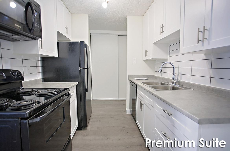 Saskatoon 2 chambre à coucher Appartement