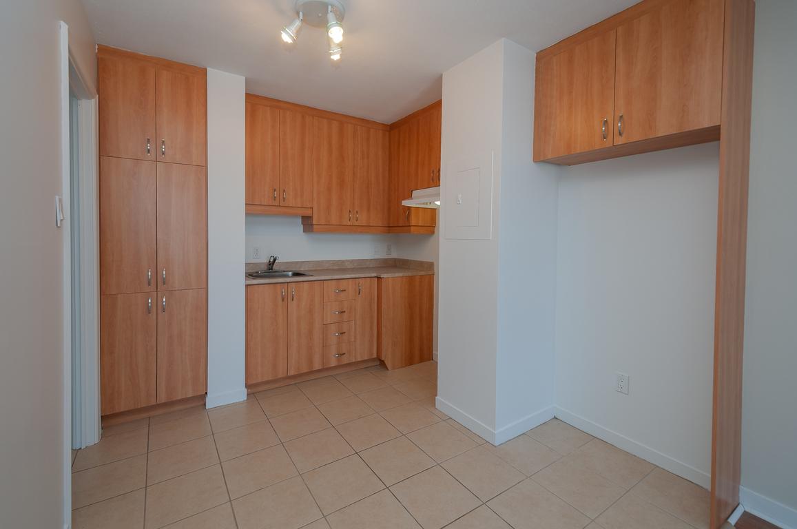 Québec 3 chambre à coucher Appartement