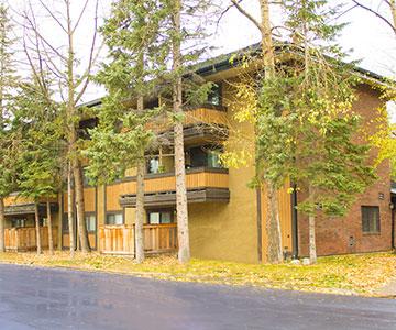 Banff Alberta Appartement à louer
