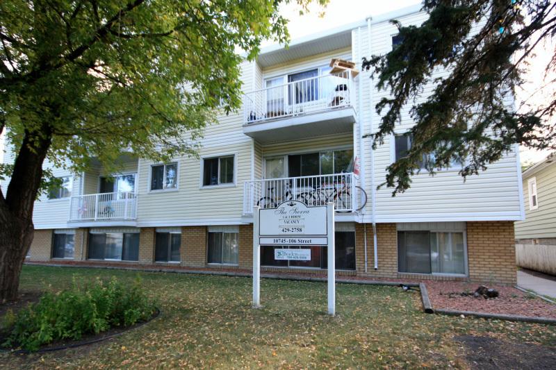 Edmonton Du centre 2 chambre à coucher Appartement À louer