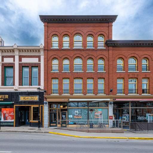 The Brock Street Commons