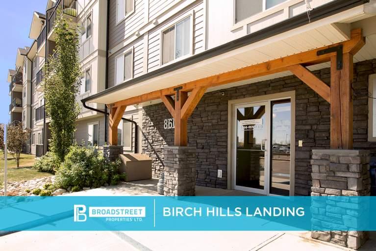 Birch Hills Landing