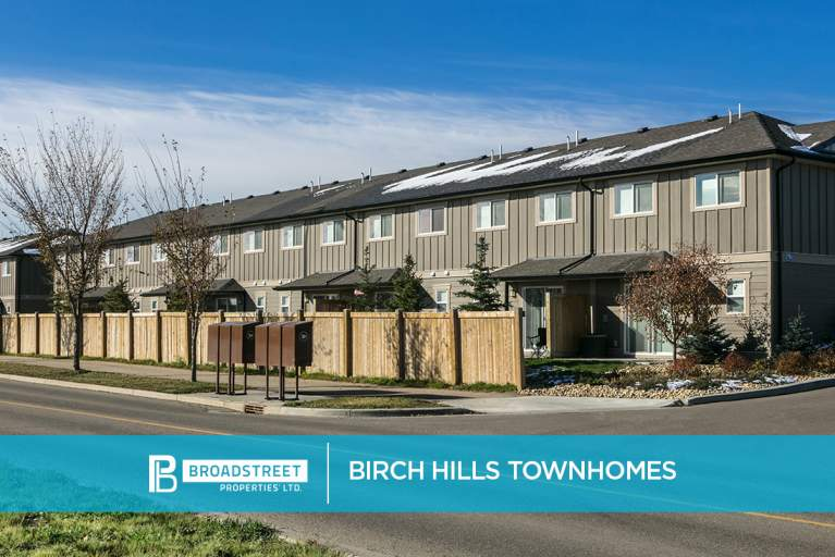 Birch Hills Townhomes