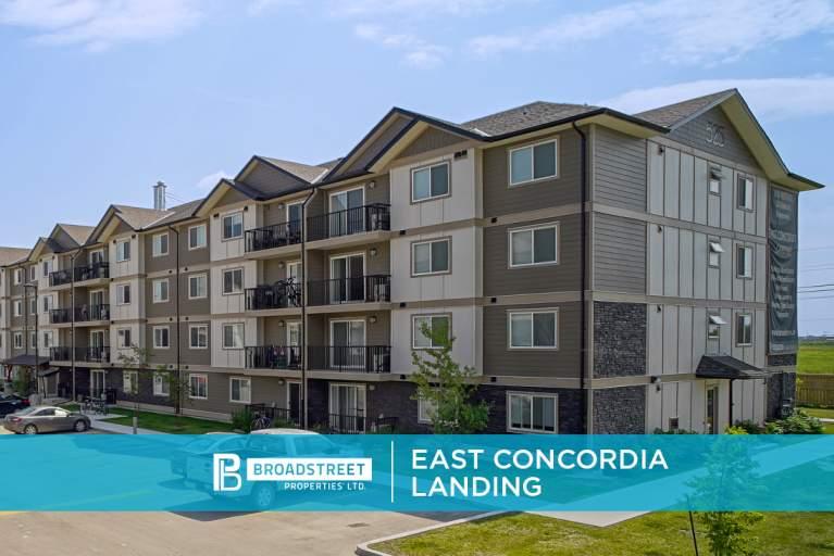 East Concordia Landing