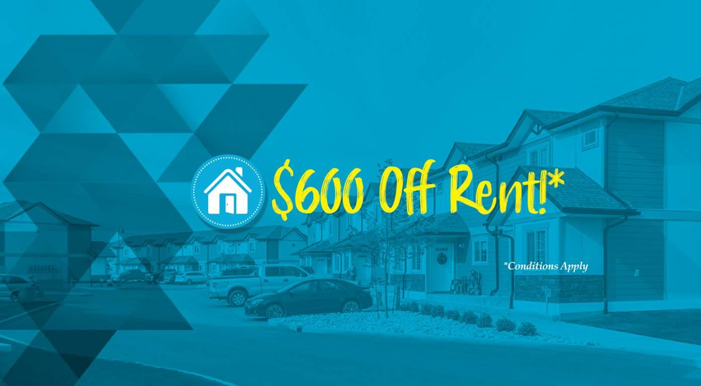Beaumont Alberta Apartment For Rent
