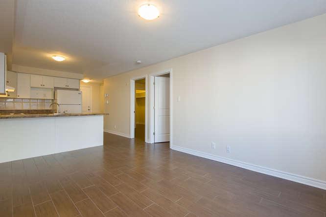 Living Room - 1 Bedroom + Den