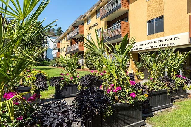 Port Moody 1 bedroom Apartment