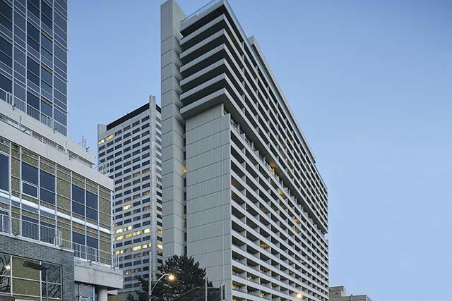 Toronto Nord 1 chambre à coucher Appartement