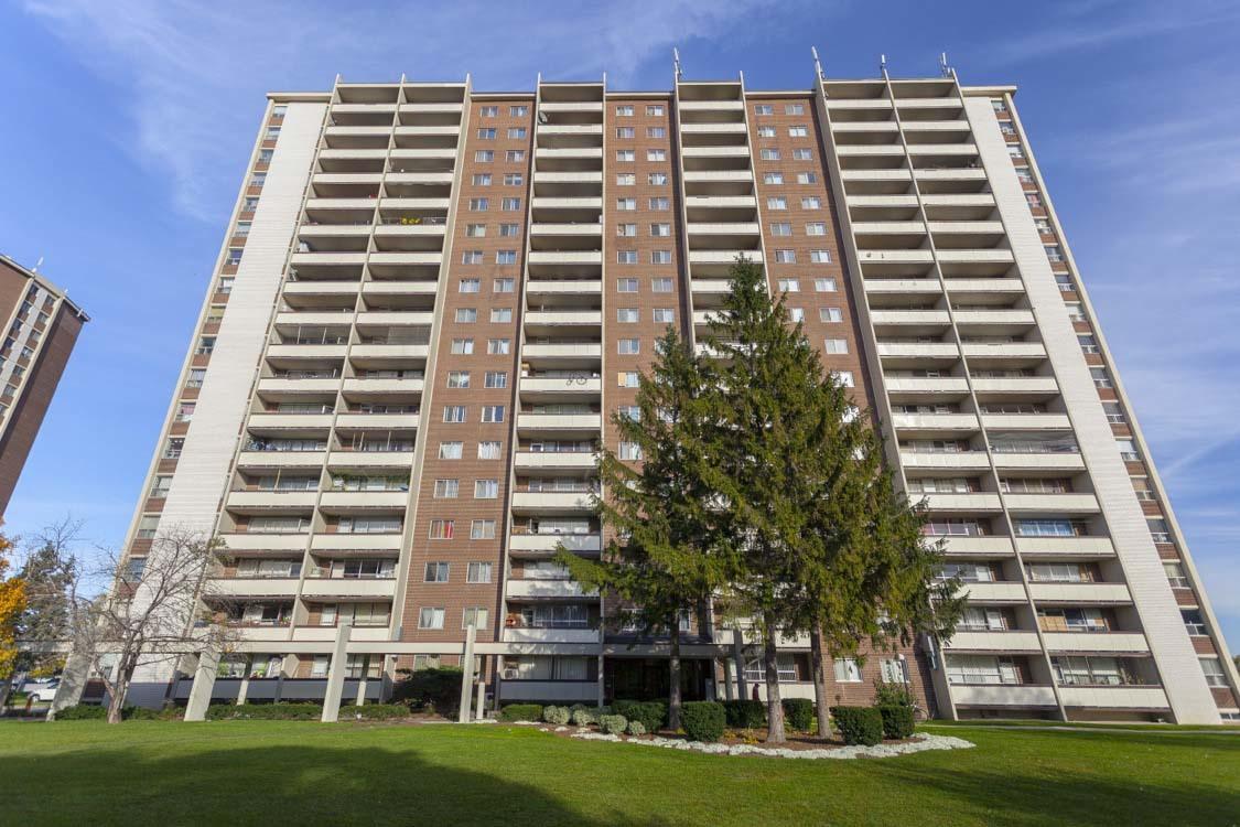 Toronto Nord 2 chambre à coucher Appartement