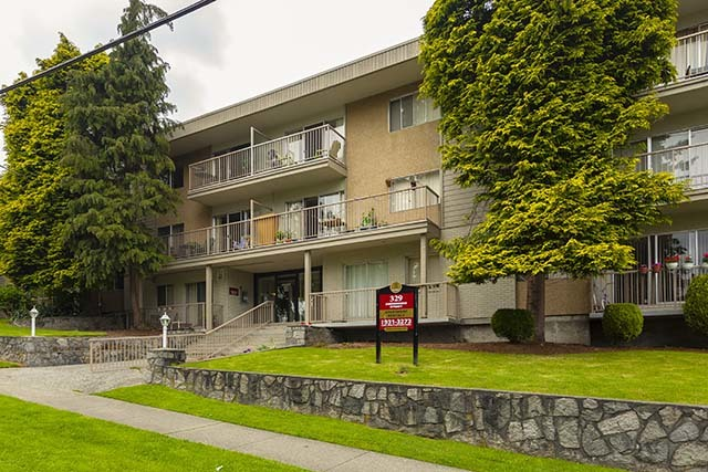 New Westminster 1 bedroom Apartment