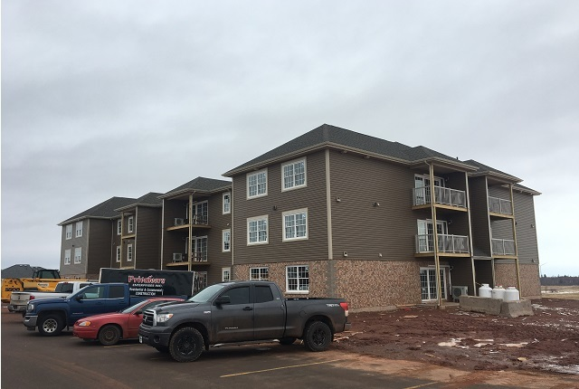 Summerside Apartment for rent, click for more details...