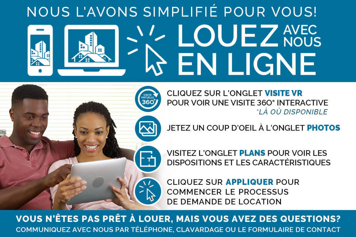 Laval Quebec Apartment For Rent