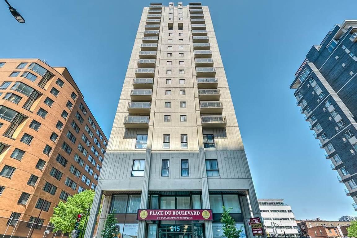Montreal Apartment