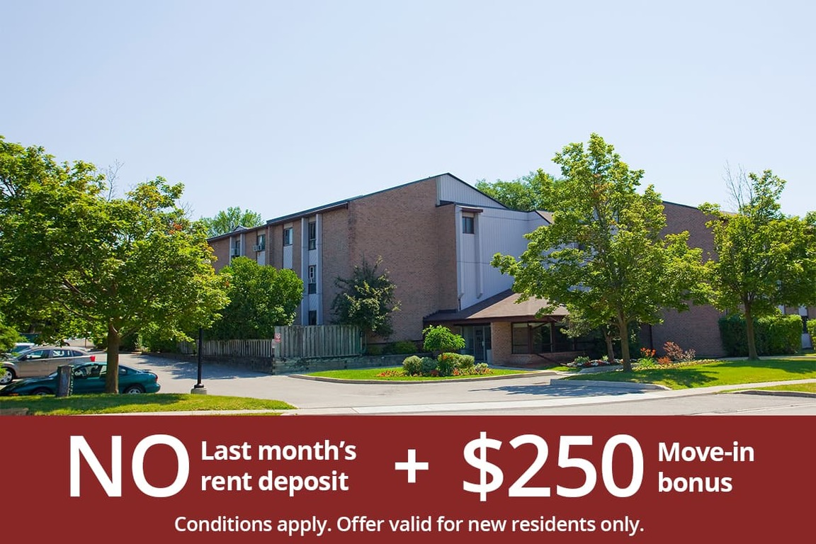 Newmarket Apartment for rent, click for more details...