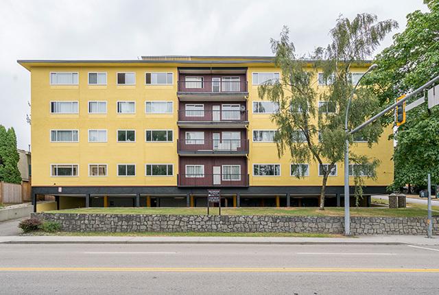 New Westminster Colombie-Britannique Appartement à louer