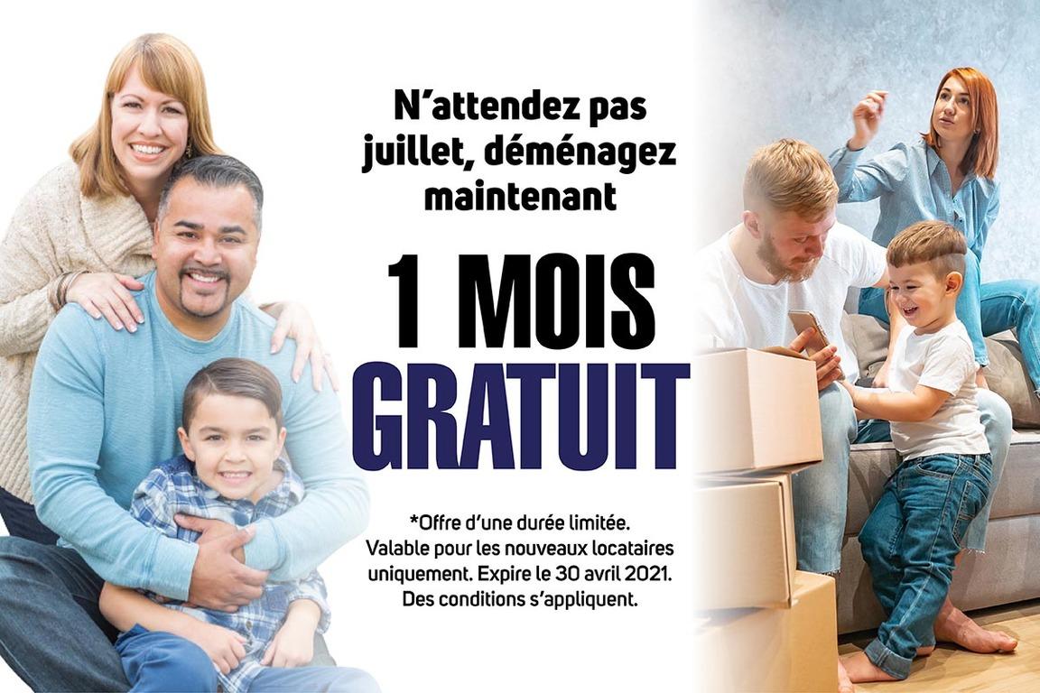 Pointe-Claire Québec Appartement à louer