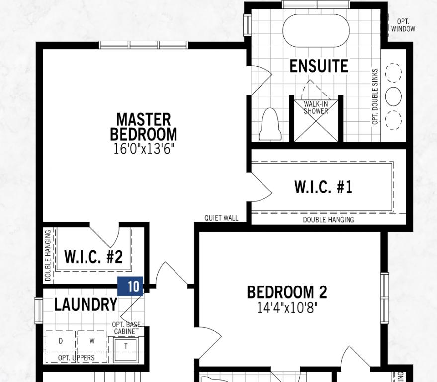 Upper Level - Back of House