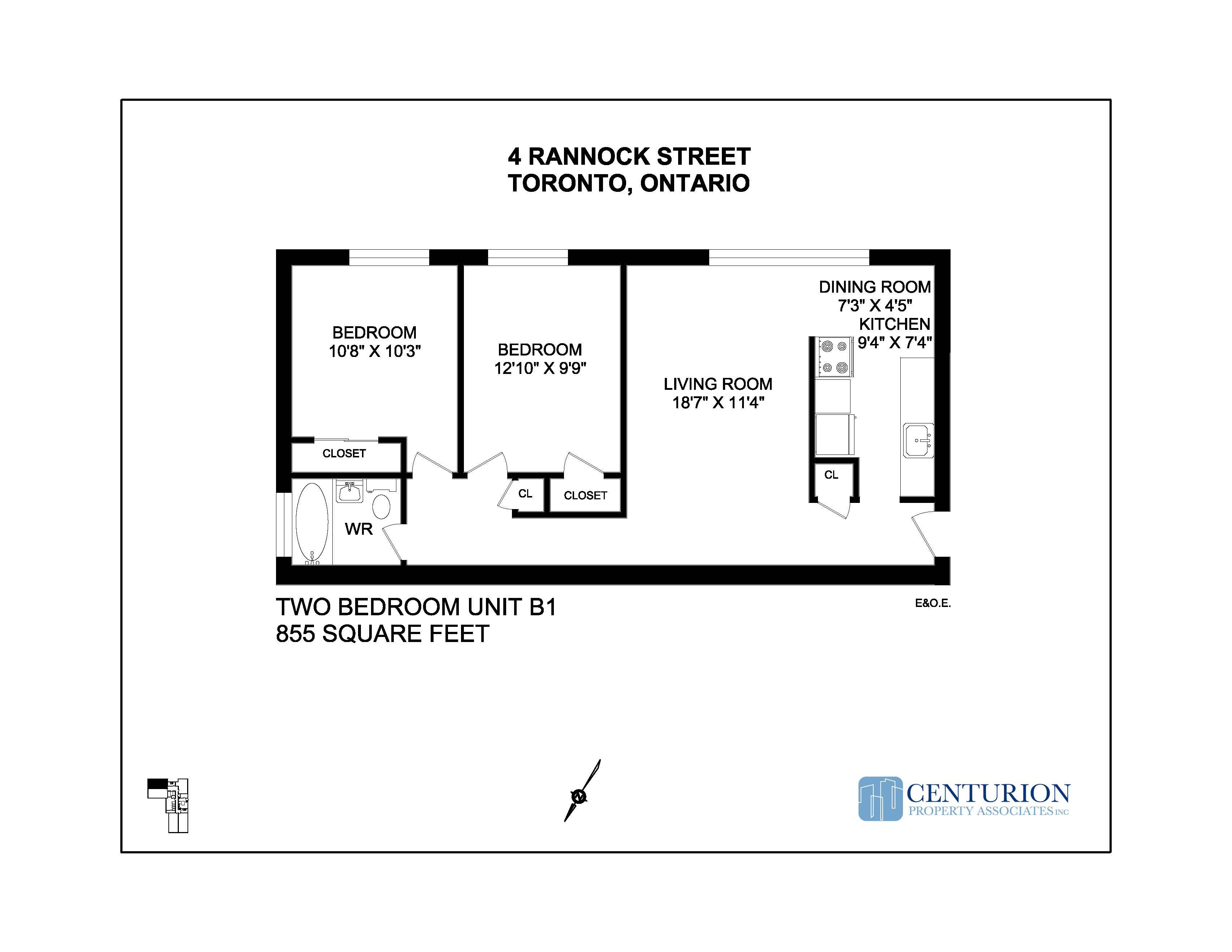 Rannock & Pharmacy Apartments | Centurion Property Management