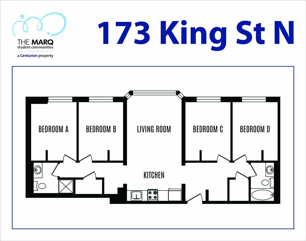 The MARQ Waterloo at 173 King Street North, Ontario | The Marq