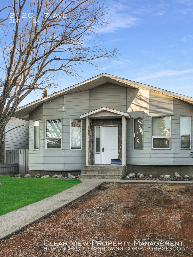 Coaldale Alberta House For Rent