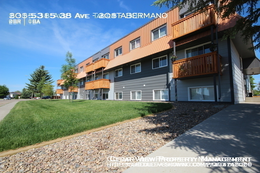 Taber Apartment for rent, click for more details...