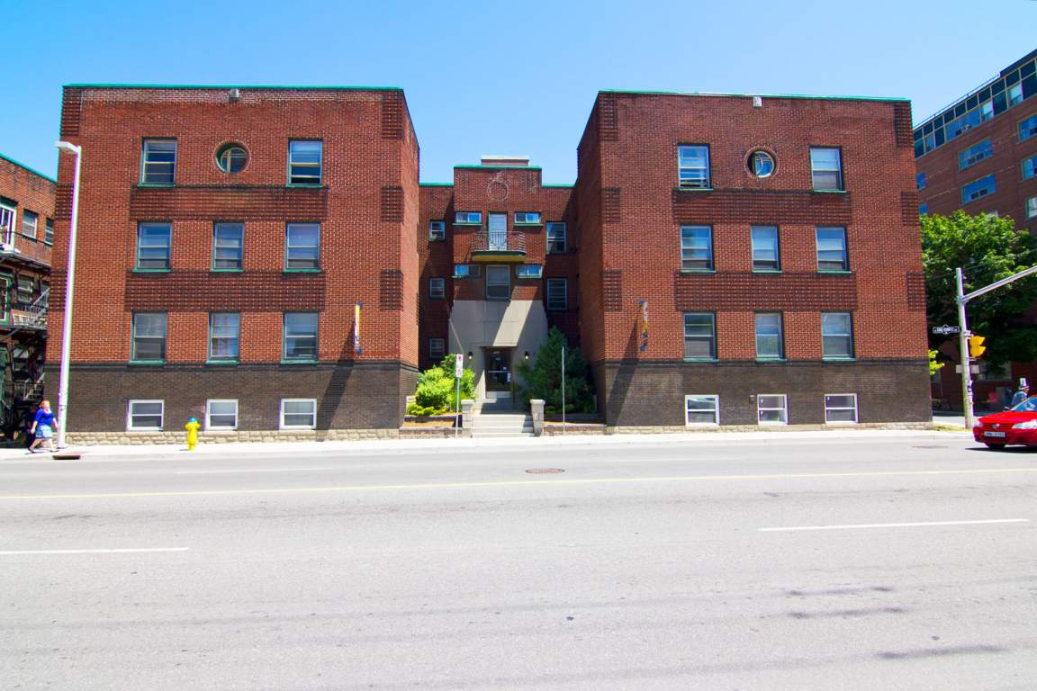 Ottawa Downtown 2 bedroom Apartment