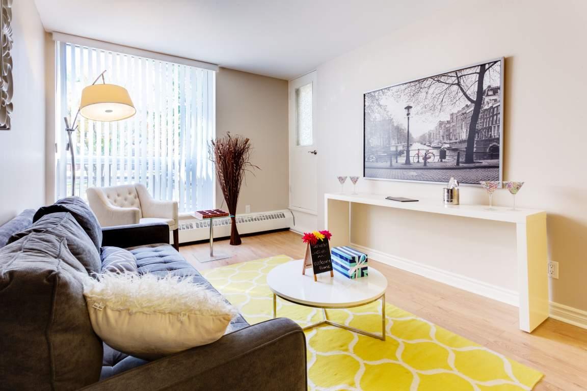 Cote Saint-Luc 1 bedroom Apartment