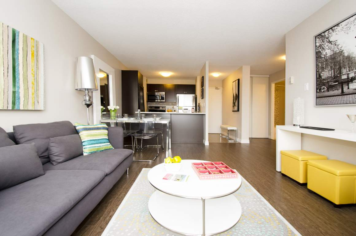 Ottawa Downtown 1 bedroom Apartment For Rent