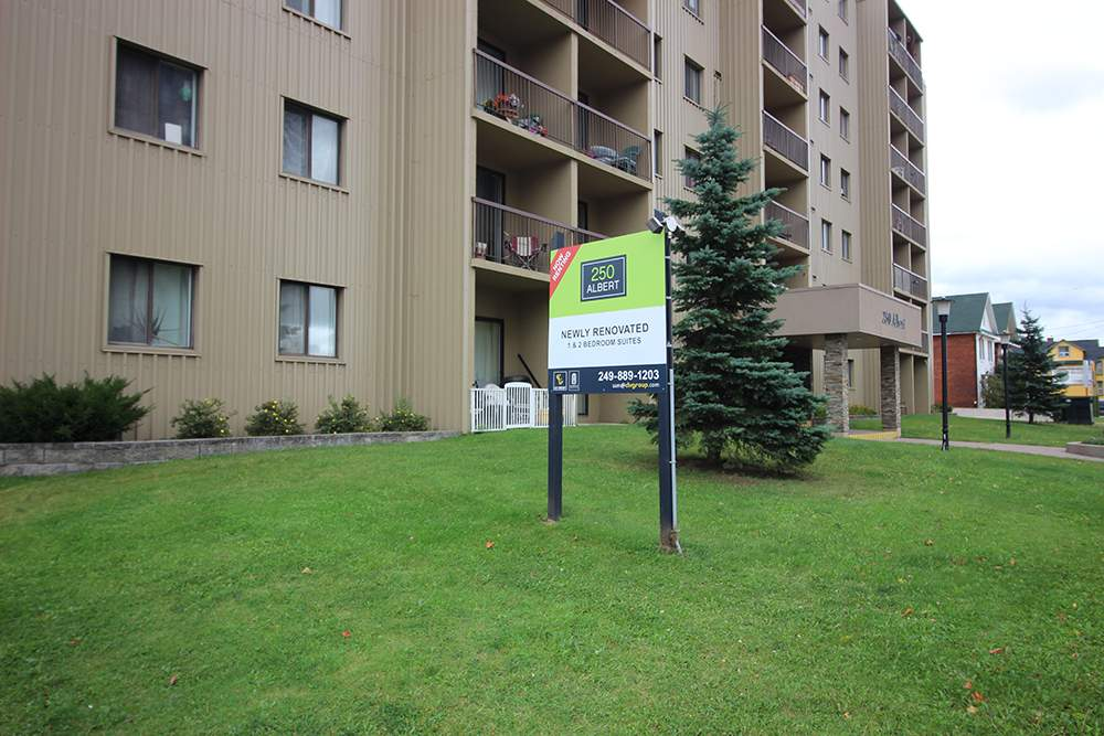 Sault Ste. Marie 2 bedroom Apartment