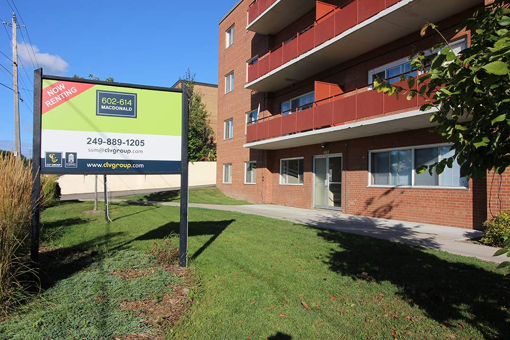 Sault Ste. Marie 2 bedroom Apartment For Rent