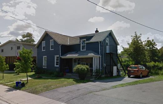 St. Catharines Duplex pour le loyer, cliquer pour plus de détails...