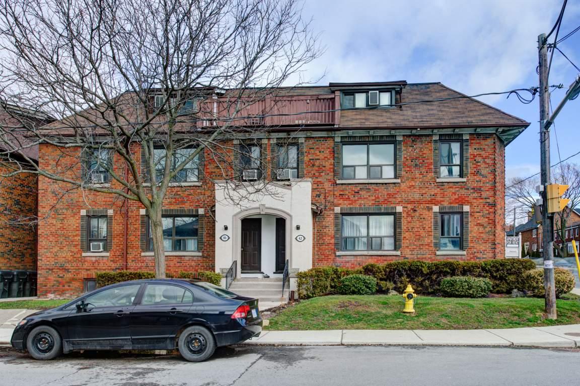Toronto Nord 2 chambre à coucher Duplex
