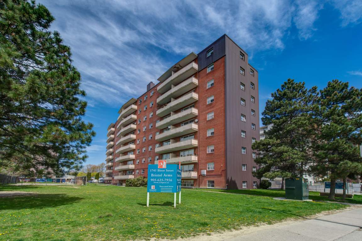 Mississauga 2 bedrooms Apartment for rent | Ad ID CMI.3588 ...