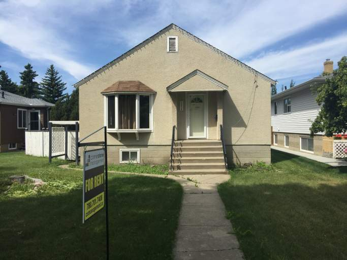 2 Bedroom Bungalow Close to NAIT and LRT!