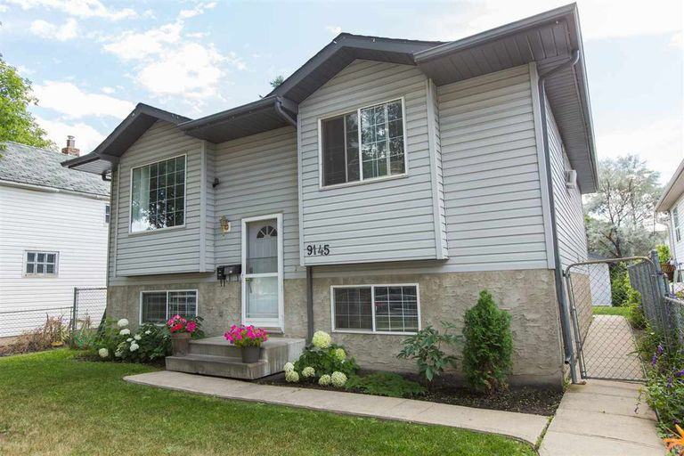 9145 83 Avenue - Basement Suite in Bonnie Doon