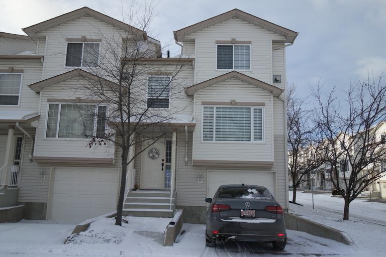 9630 176 Street - Townhouse in West Edmonton