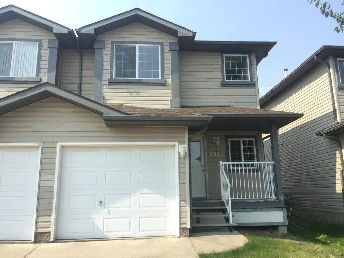 Duplex in Silverberry - Finished Basement!