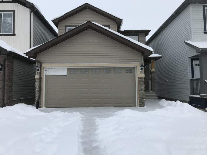 17111 38 Street - Brand New Home in Cy Becker