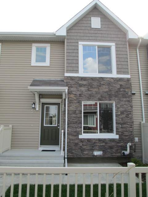5317 3 Avenue SW - Townhouse in Charlesworth