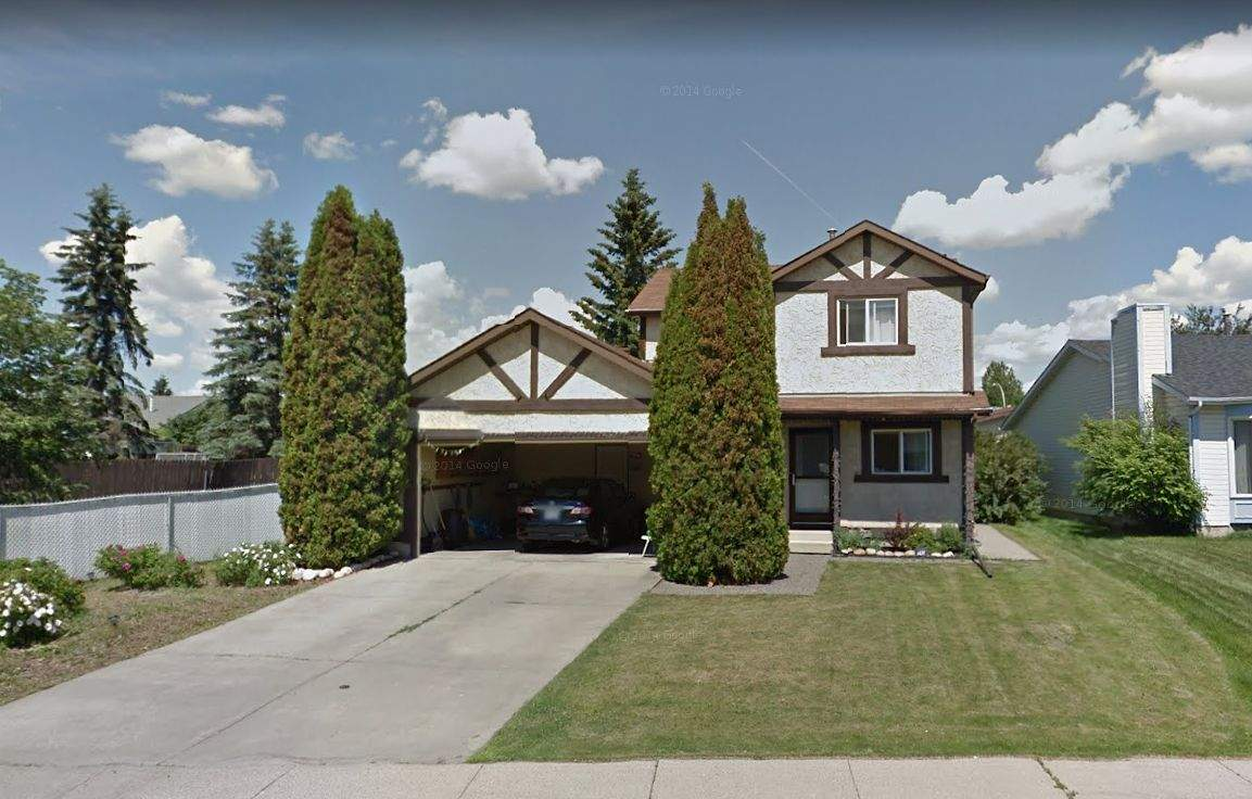 Edmonton Alberta House for rent, click for details...