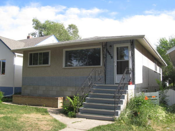 Edmonton Downtown 3 bedroom House For Rent