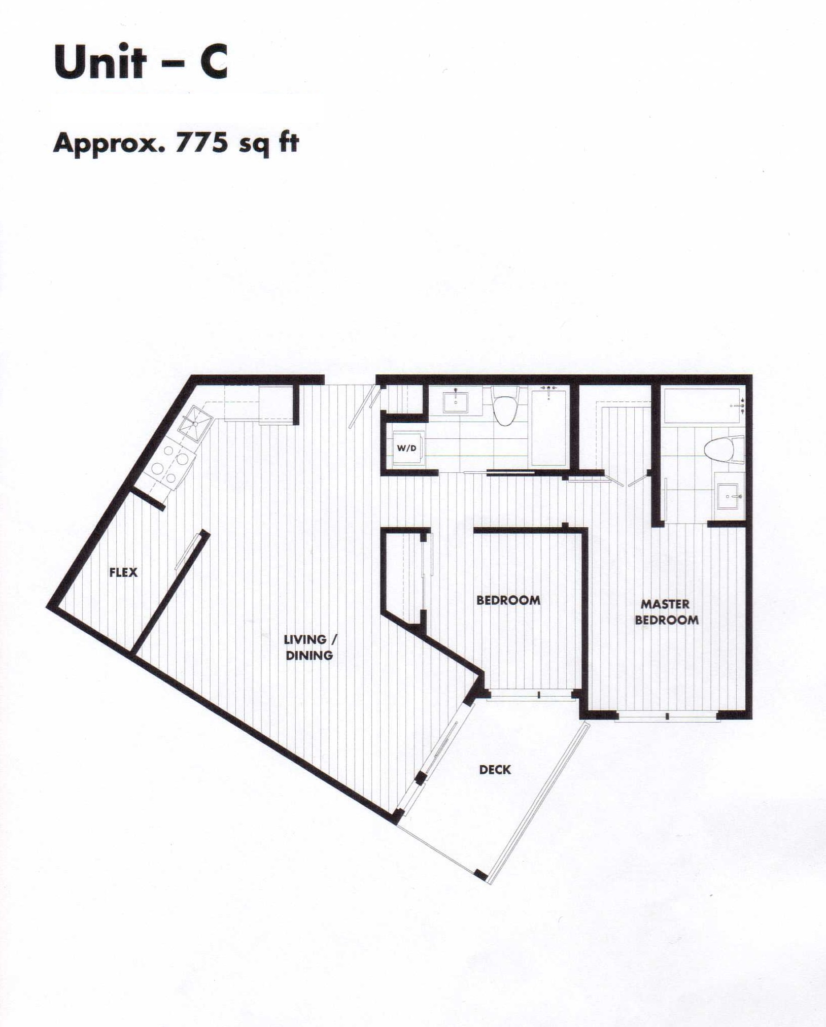 The Porter Rental Apartments 3615 Victoria Drive Vancouver Bc Plan B Electrical Whistler Floorplans