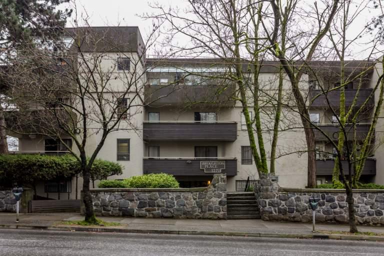 Broughton Apartments