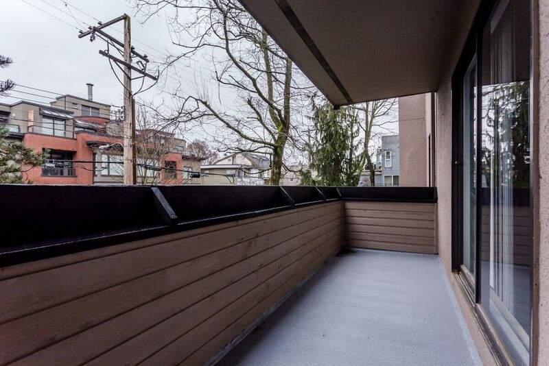 Yorkshire Rental Apartments 2145 York Ave Vancouver B C
