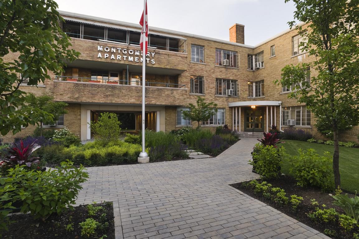 Beautiful Montgomery Apartments
